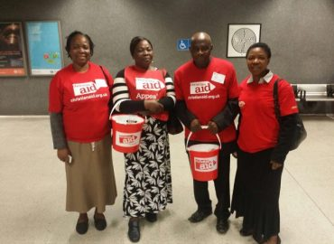 CAC Surrey Docks Support Christian Aid Week 2018