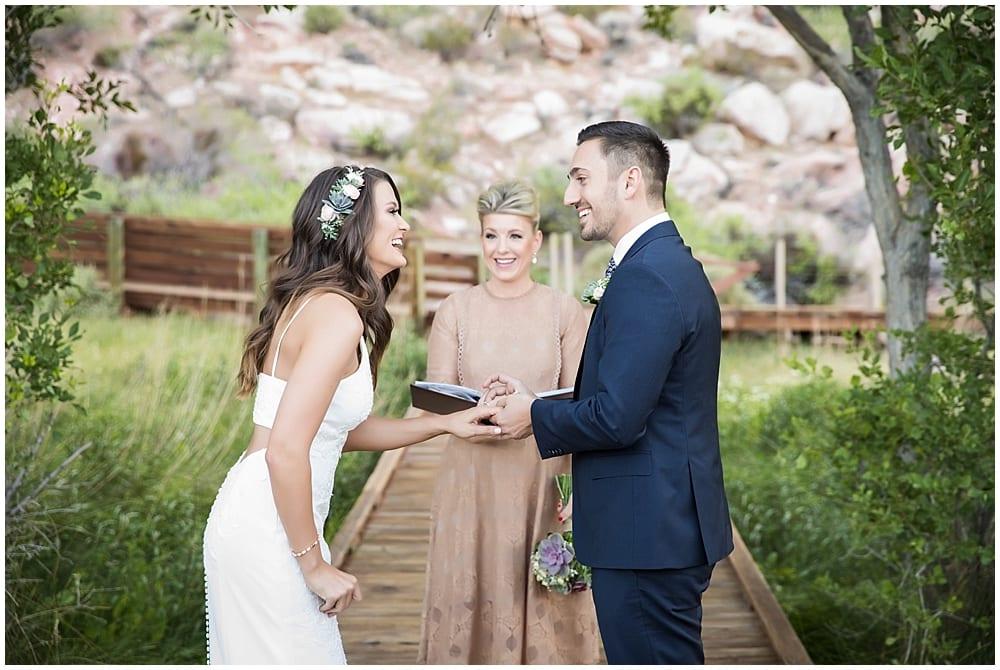 eloping in vegas elopement