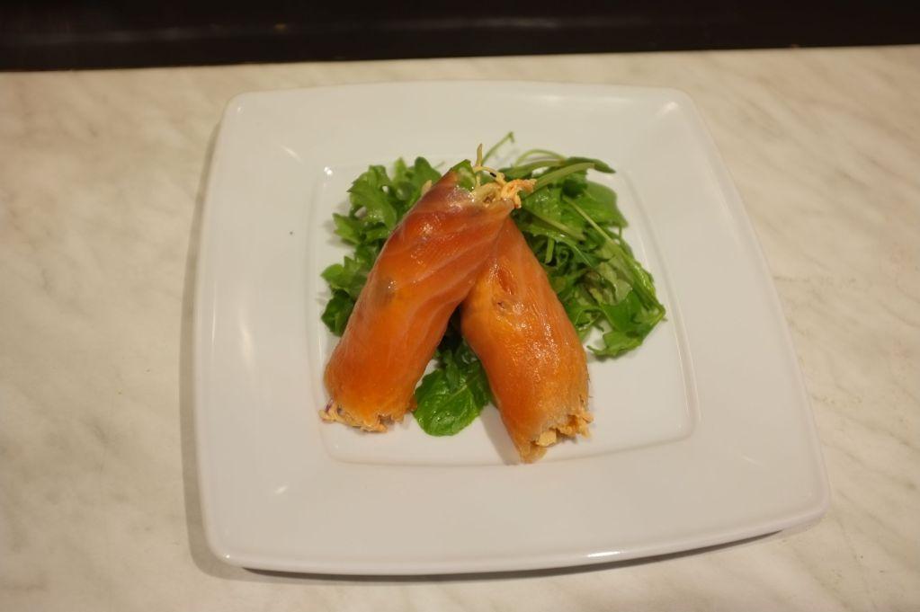 Pannequet de saumon confit : la recette en vidéo
