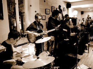Mardi, c'est Jazz session!