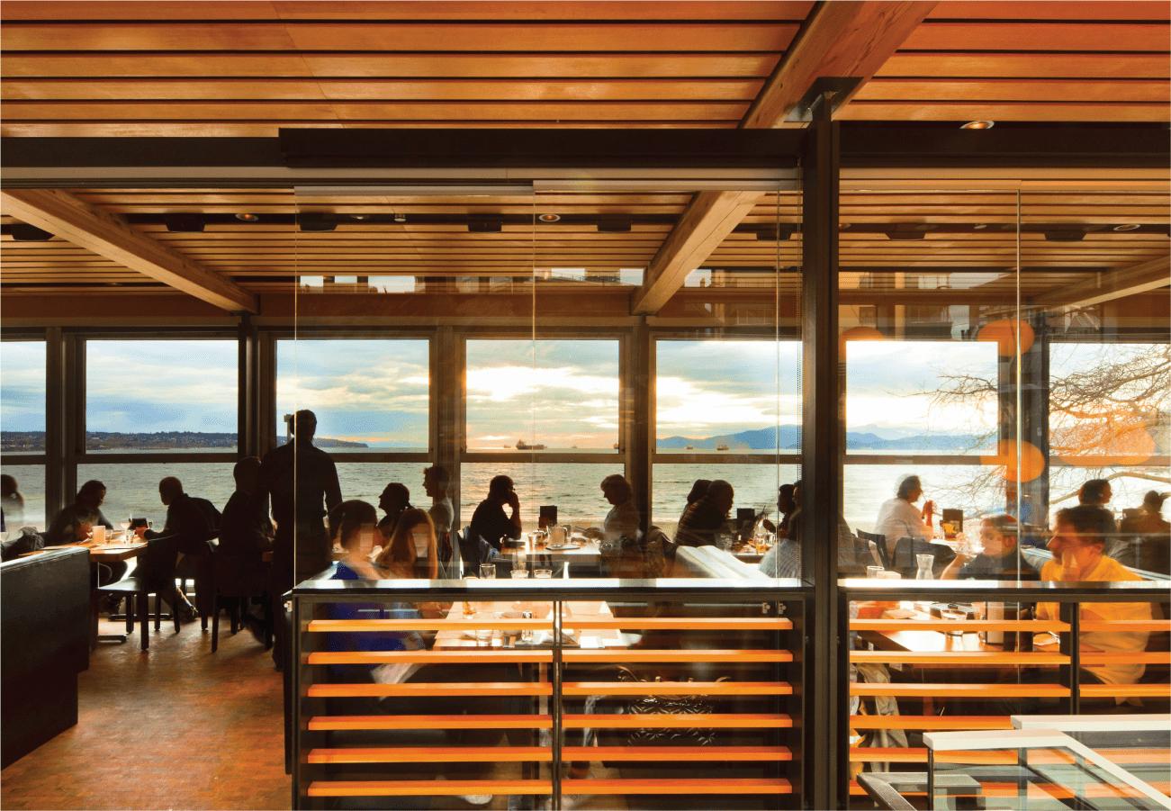 English Bay Restaurants Cactus Club Cafe Vancouver