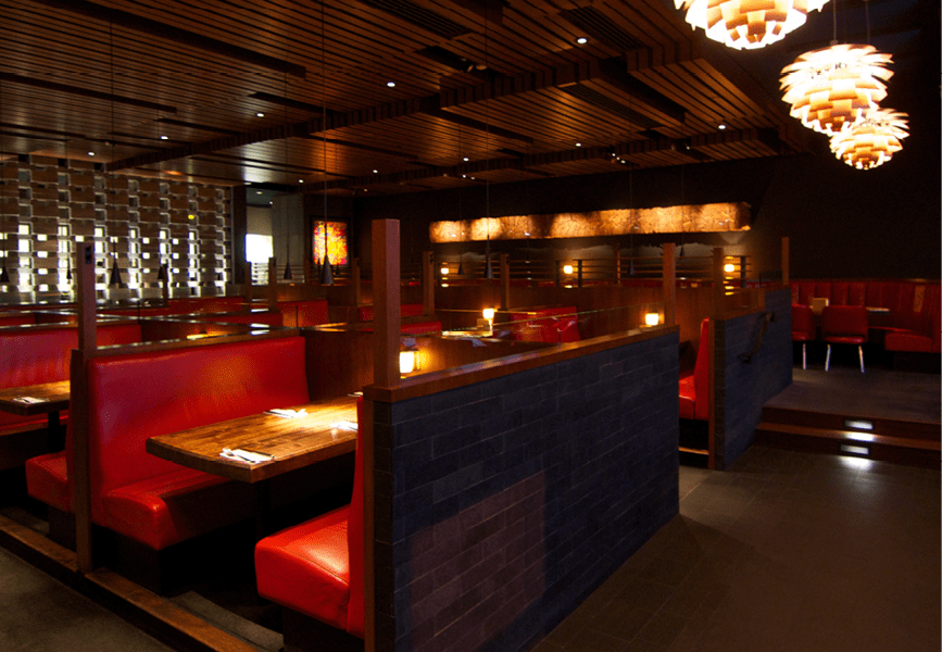 West Edmonton Mall Restaurants Cactus Club Cafe
