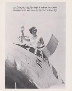 Ann Pellegreno Lockheed 10 Electra