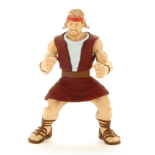 Samson action figure bible toys and games