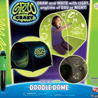 Glow Crazy Doodle Dome