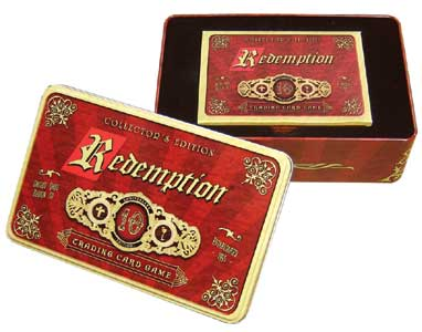 Redemption 10th Anniversary Collectors Tin