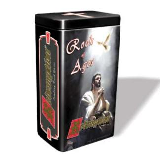 Rock of Ages tin Redemption The Card Game