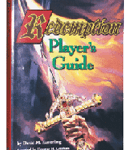 Redemption the Card Game Players Guide cover