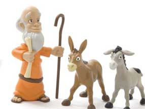 Noah action figure bible toys and games