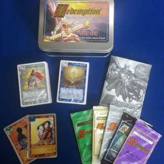 Redemption card game gift set collection