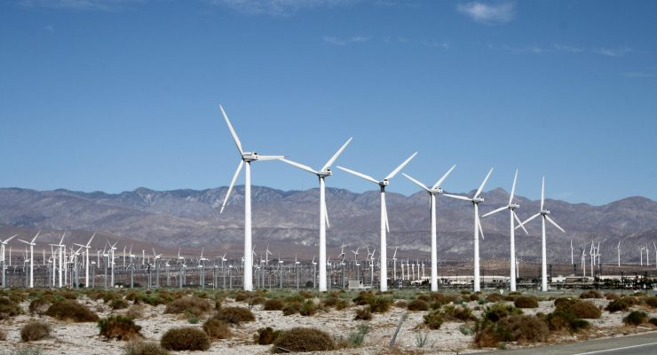 Here's why it gets so windy in the Coachella Valley