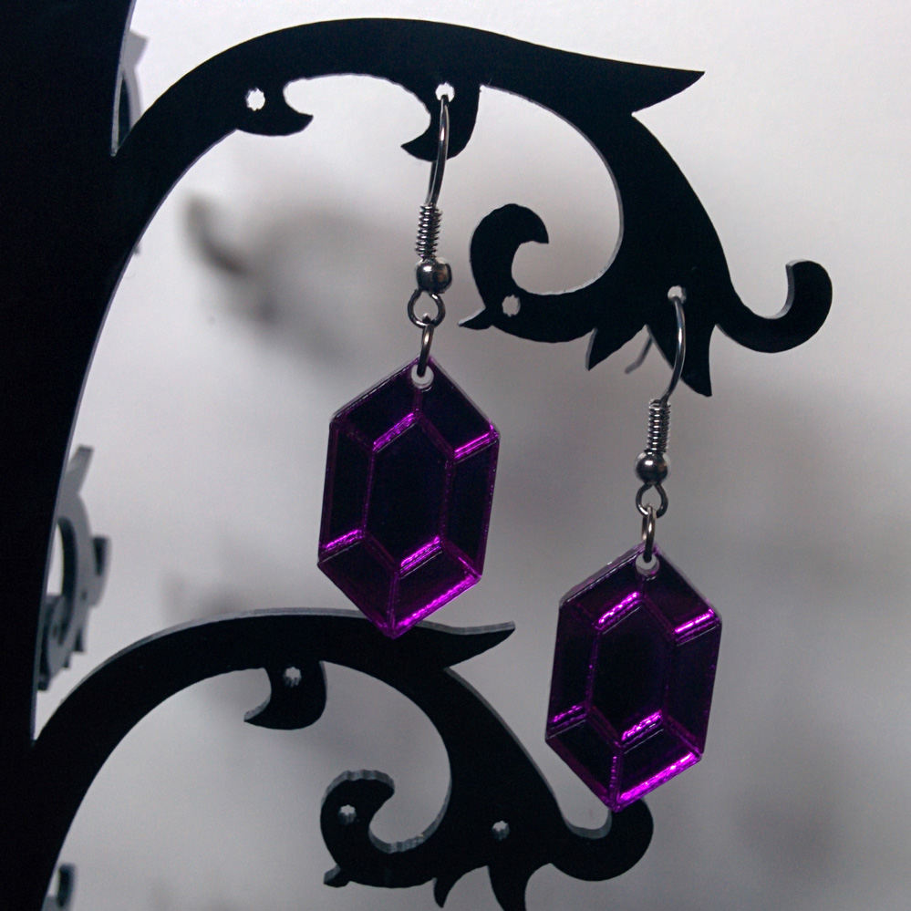 Laser Cut Mirror Acrylic