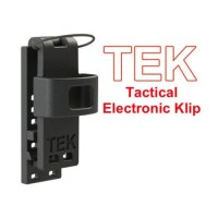 Tactical Electronic Klip, the Universal Radio Holder