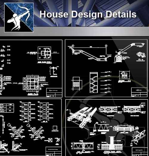 House Design CAD Details