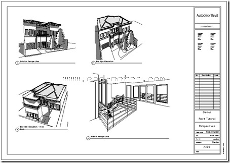 Revit tutorial: working with views and view navigation