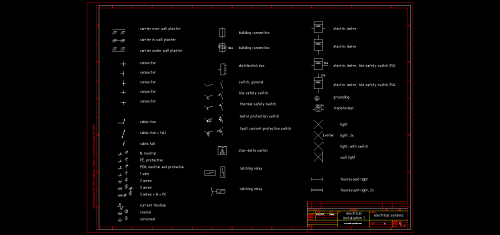 small resolution of cad blocks of electronic and electrical symbols cad library autocad blocks autocad symbols