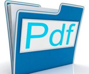 ¿Que es Mejor Imprimir o Exportar a PDF?