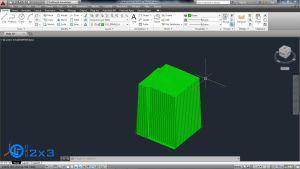 Como Hacer una Malla 3D con CivilCAD