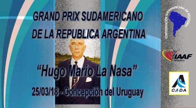 Grand Prix Hugo Mario La Nasa – ARG