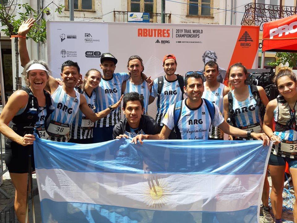 Buena presencia argentina en el Mundial de Trail 1