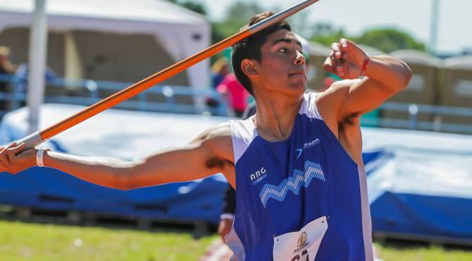 Gustavo Osorio se destacó en el Provincial u18 de Buenos Aires