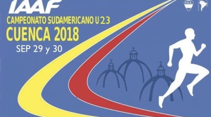 Campeonato Sudamericano U23 – Cuenca – ECU