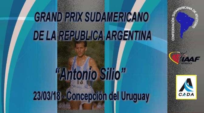 Grand Prix Antonio Silio – ARG