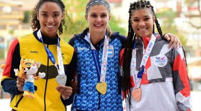 Fiorella completó la gran jornada argentina