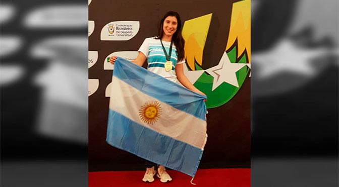 Triunfos de Yohana Arias y Daniela Gómez en el Panamericano Universitario