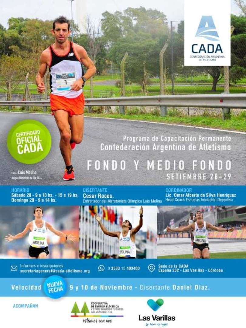 CAPACITACIONES EN FONDO Y MEDIO FONDO 64
