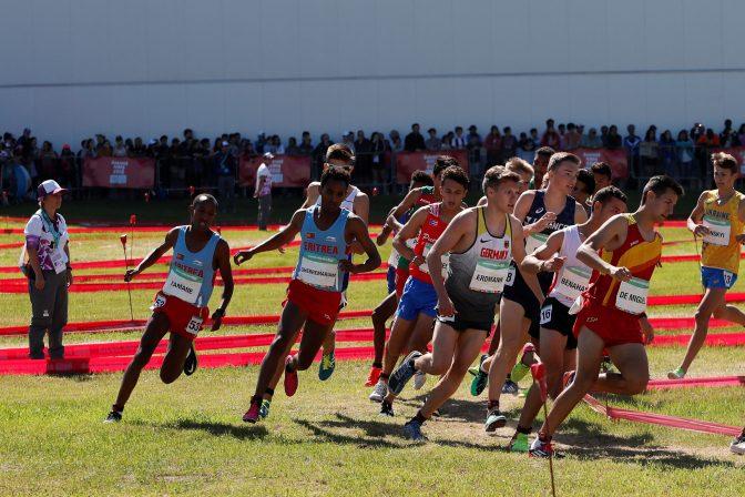 Se concretó la vuelta del cross country en los Juegos 13