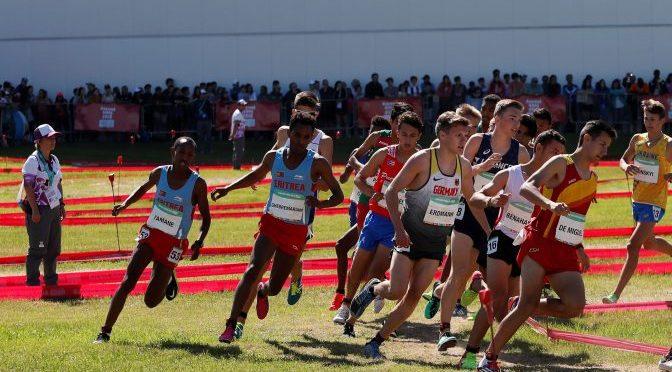 Se concretó la vuelta del cross country en los Juegos