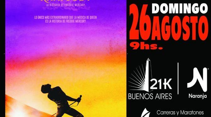 25° Campeonato Nacional Media Maratón – CABA