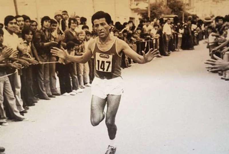 Nazario Araujo, pionero entre los grandes fondistas de Chubut 1