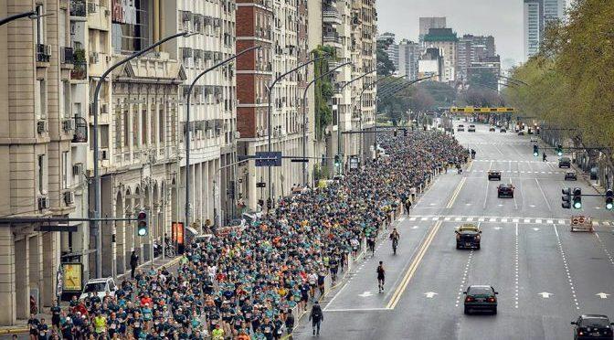 Buenos Aires prepara sus 21k con el Campeonato Nacional