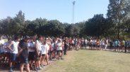 Crespo Provincial U-16 y C. del Uruguay Escolar