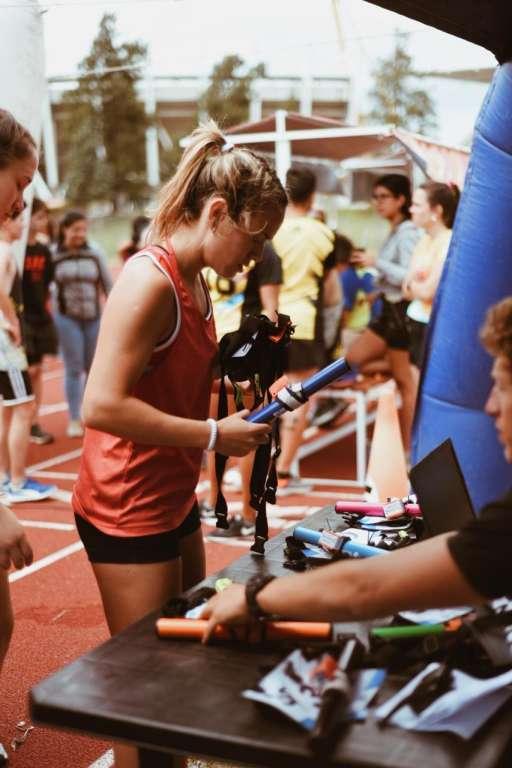 Relevo 30 min, una jornada de atletismo atípica en el Kempes de Córdoba 9