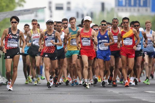La IAAF programa importantes cambios en la marcha 4