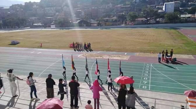 El atletismo prepara su debut en Odesur