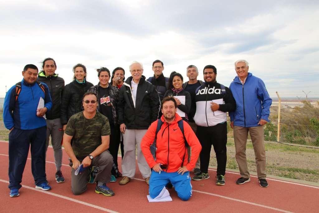 Jueces en Comodoro Rivadavia 3
