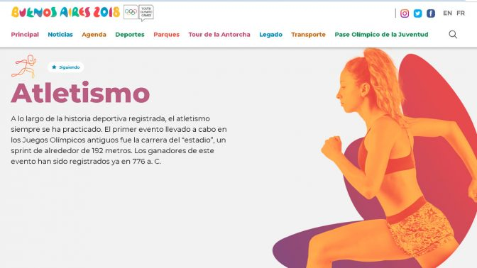 JJOO de la Juventud Buenos Aires 2018