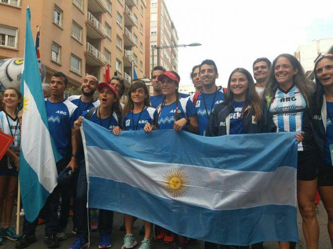Destacada actuación de Tania Díaz en el Mundial de Ultra Trail 2