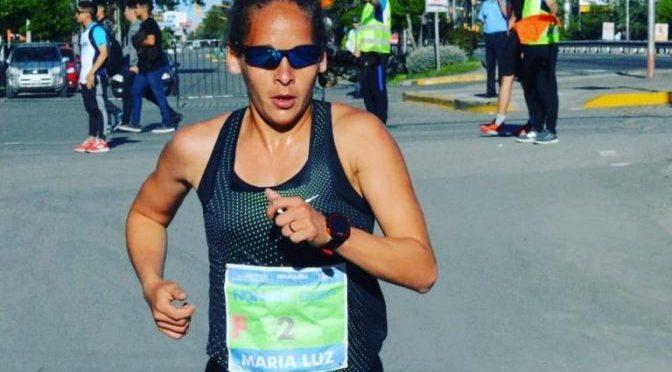 Tesuri obtuvo otro medio maratón