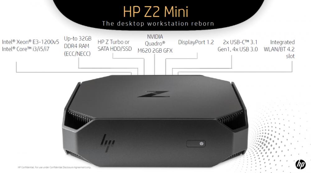 medium resolution of new hp z2 mini world s smallest professional grade workstation