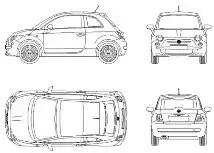 Nueva Fiat 500