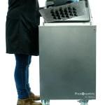 Photocentric-Air-Wash-L-Loading-Platform
