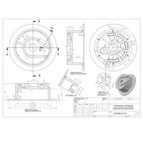 Hire Freelance Machine Drawing Services for Your Company