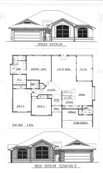 Hire Freelance Architectural Design & Drafting Services