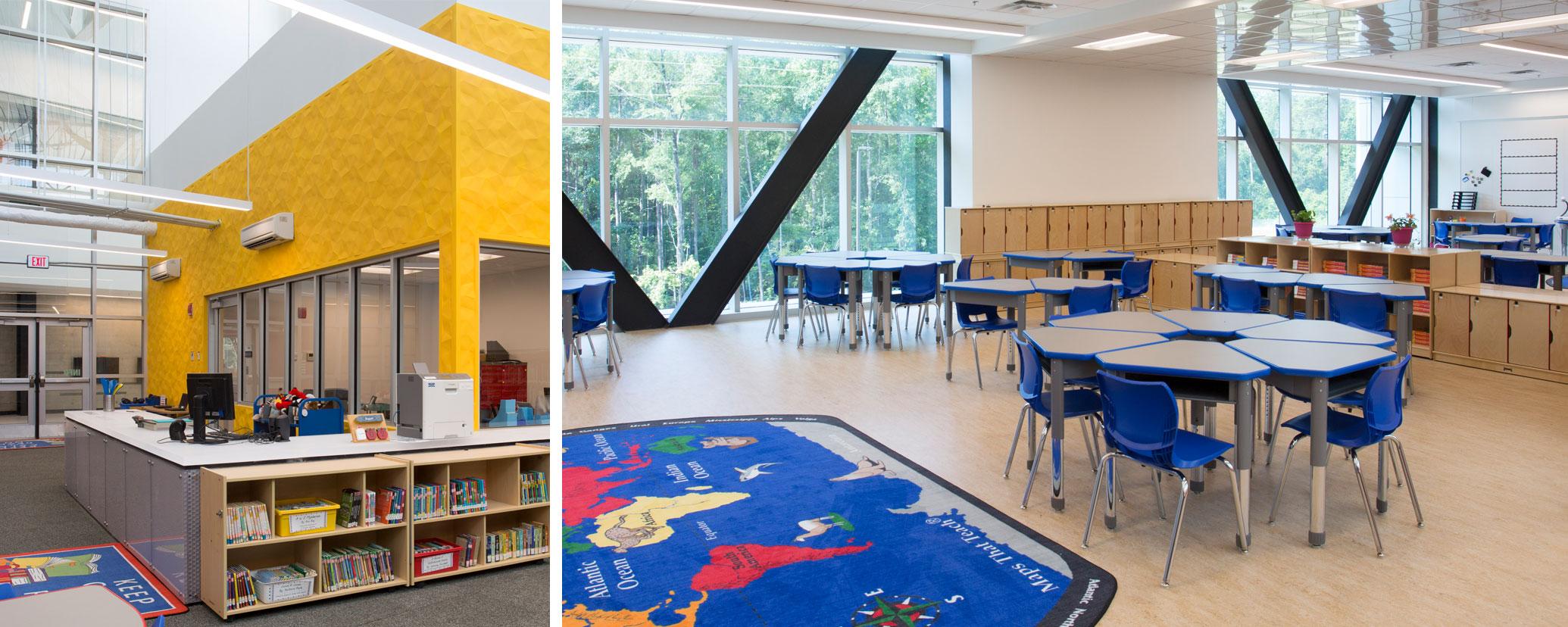McBride Elementary School Fort Benning GA Caddell