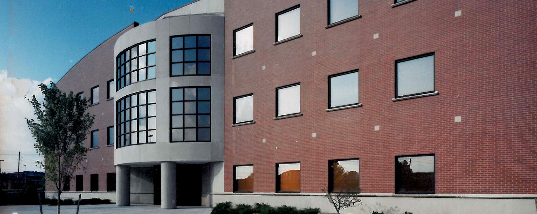 Barracks Complex Fort Knox KY  Caddell Construction Co LLC
